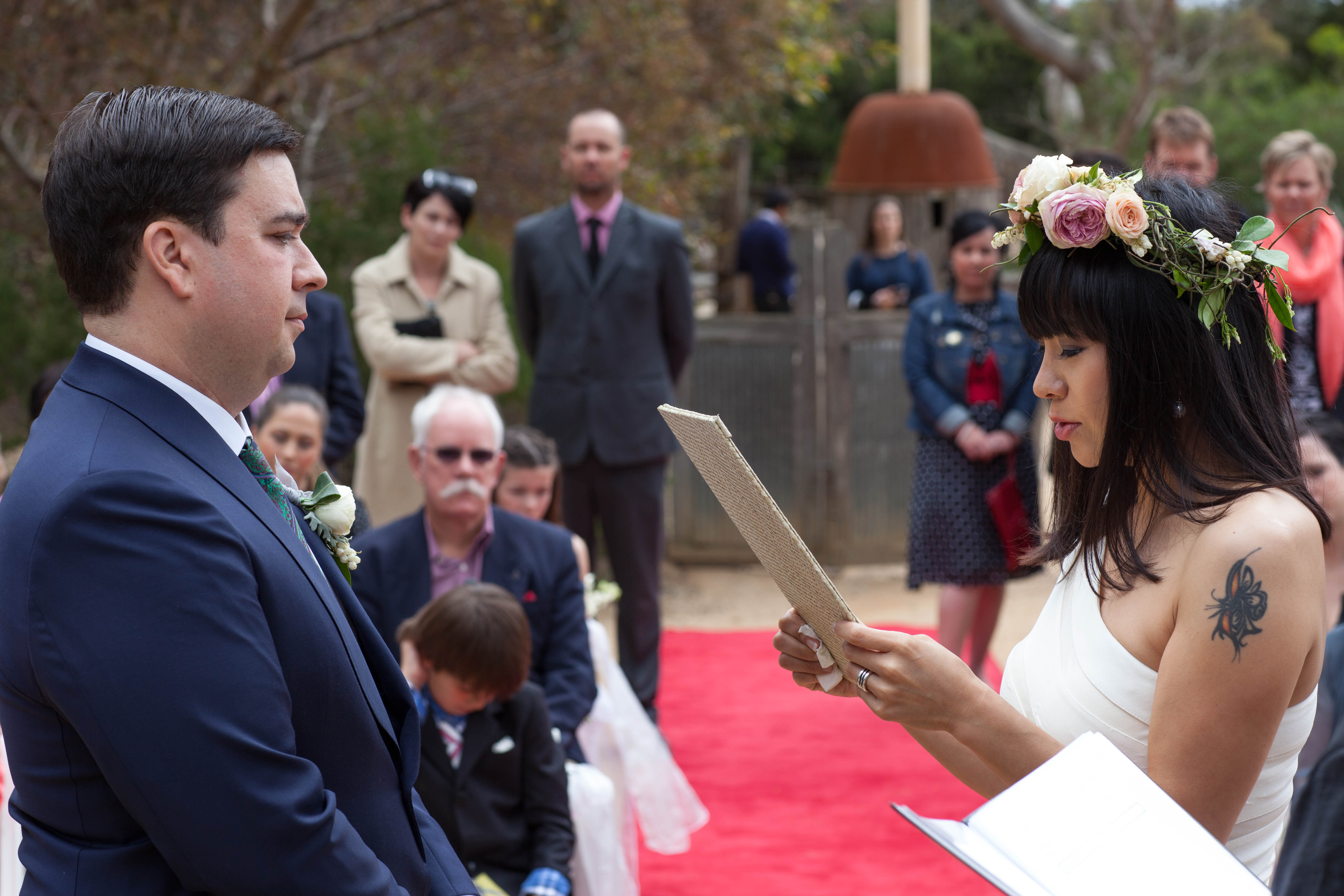 how to become a civil celebrant
